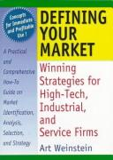 Cover of: Defining your market
