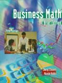 Cover of: Business math