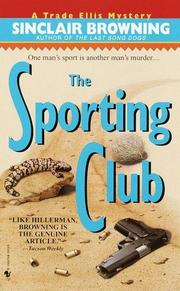 Cover of: The sporting club