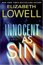 Cover of: Innocent as Sin: A Novel