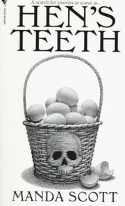 Cover of: Hen's Teeth