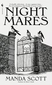 Cover of: Night Mares