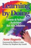 Cover of: Learning by doing