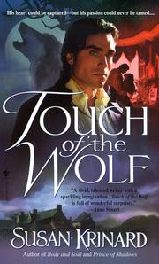 Cover of: Touch of the Wolf