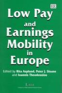 Low pay and earnings mobility in Europe
