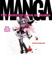 Cover of: The monster book of manga |