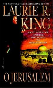 Cover of: O Jerusalem (Mary Russell Novels) | Laurie R. King