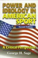 Cover of: Power and ideology in American sport