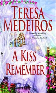 Cover of: A Kiss to Remember |