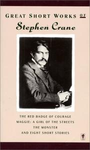 Cover of: Great Short Works of Stephen Crane (Perennial Classic)
