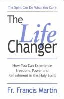 Cover of: The life-changer