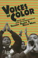 Cover of: Voices of color |