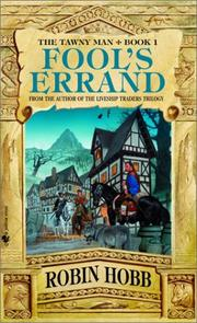Cover of: Fool's Errand (Tawny Man, Book 1)