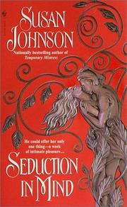 Cover of: Seduction in mind