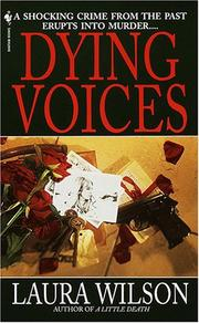 Cover of: Dying voices