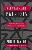 Cover of: Redcoats and patriots | Philip Taylor