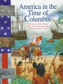 Cover of: America in the time of Columbus