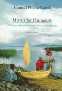 Cover of: Mirror for humanity | Conrad Phillip Kottak