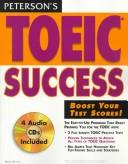 Cover of: TOEIC success