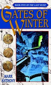Cover of: The gates of winter