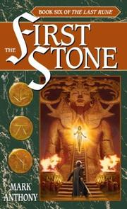 Cover of: The first stone