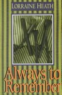 Cover of: Always to remember