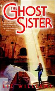 Cover of: The ghost sister | Liz Williams