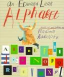 Cover of: An Edward Lear alphabet
