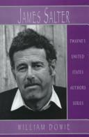 Cover of: James Salter | William Dowie