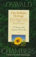 Cover of: Our brilliant heritage