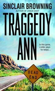 Cover of: Traggedy Ann
