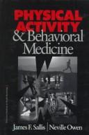 Cover of: Physical activity & behavioral medicine