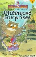 Cover of: Clubhouse surprises