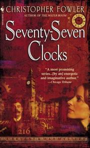 Cover of: Seventy-Seven Clocks