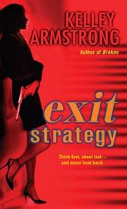 Cover of: Exit Strategy (Nadia Stafford Series, Book 1)