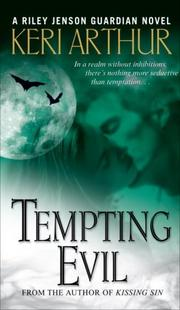 Cover of: Tempting Evil (Riley Jensen, Guardian, Book 3)