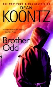 Cover of: Brother Odd (Odd Thomas Novels) |
