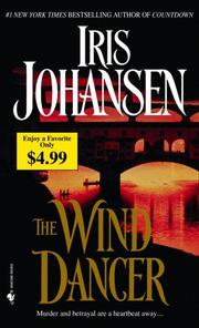 Cover of: The Wind Dancer | Iris Johansen