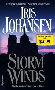 Cover of: Storm Winds