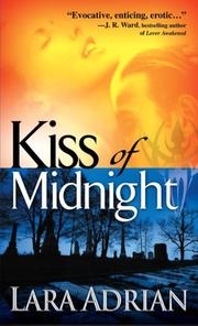 Kiss of Midnight (The Midnight Breed, Book 1) by Lara Adrian