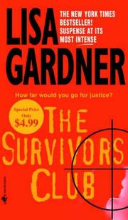 Cover of: The Survivors Club | Lisa Gardner