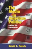 Cover of: The media in American politics
