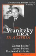 Cover of: The Vranitzky era in Austria |
