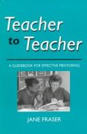 Cover of: Teacher to teacher