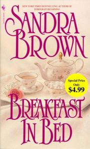 Cover of: Breakfast in Bed | Sandra Brown