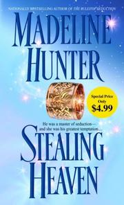 Cover of: Stealing Heaven by Madeline Hunter