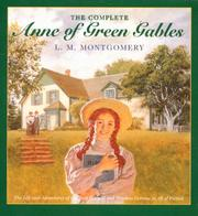 Cover of: The Complete Anne of Green Gables: Boxed Set