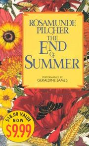Cover of: The End of the Summer | Rosamunde Pilcher