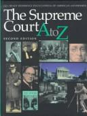 Cover of: The Supreme Court, A to Z |
