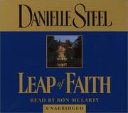 Cover of: Leap of Faith (Danielle Steel) | Danielle Steel